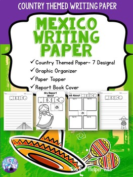 Mexico Country Study- Writing Paper