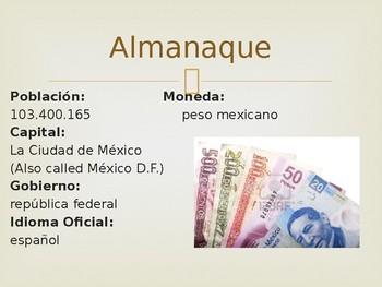 México Cultural Presentation