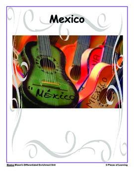 Mexico - Differentiated Blooms Enrichment Unit