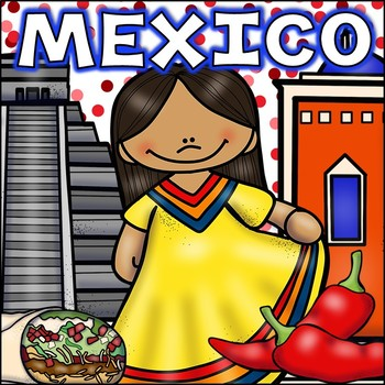 Mexico: Differentiated Little Country Books