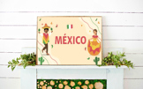 Mexico Geography and History Powerpoint Presentation// Mid