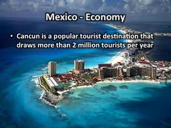 Mexico Geography and History Powerpoint Presentation