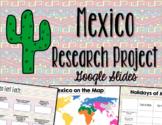 Mexico Webquest (digital) or Cinco de Mayo Webquest Research Fun!