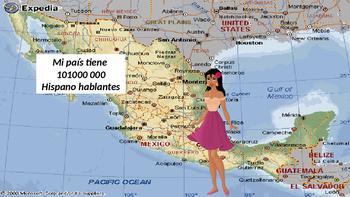 México- Historia, Cultura y Hechos con Actividades Interactivas.