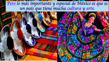 Mexico: History and Cultural introduction with student activities.