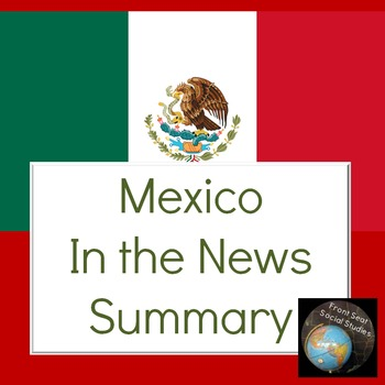 Mexico In the News Summary