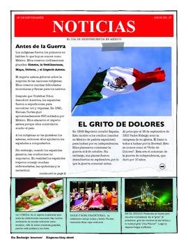 Mexico Independence Day - El grito de dolores