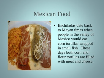 Mexico Informative Powerpoint