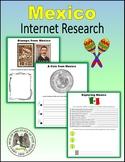 Mexico (Internet Research) - Print + Digital Activity