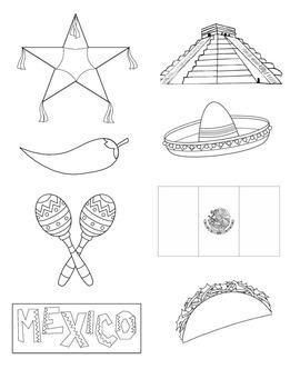 Mexico Lapbook