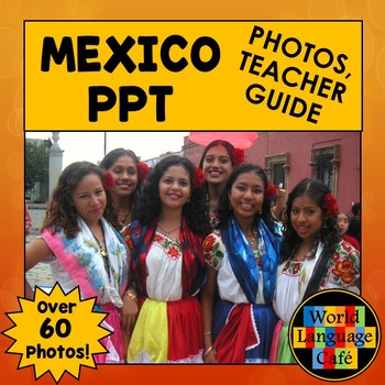 Mexico PowerPoint Lesson Plan