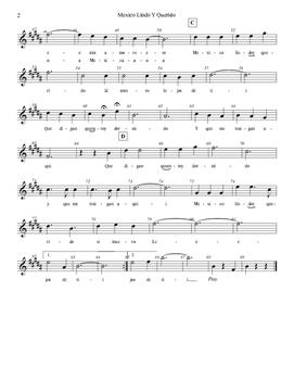Mariachi: Mexico Lindo Y Querido - Beginner Trumpet