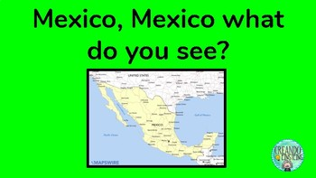 Mexico, Mexico what do you see? 5 de Mayo