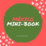 México Mini-Book