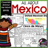 Mexico Mini-Unit: facts, geography, culture, plants, animals, food, & history