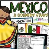 Mexico Mini-Unit: facts, geography, culture, plants, anima
