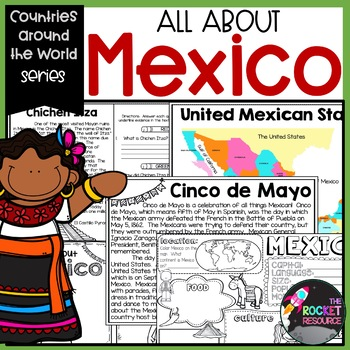 Mexico Mini-Unit: facts, geography, culture, plants, anima