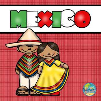 Mexico Mini-Unit for Preschoolers