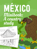 Mexico Minibook: A Country Study about Mexican Culture ~ in English