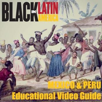 Black in Latin America, Mexico & Peru: The Black Grandma in the Closet