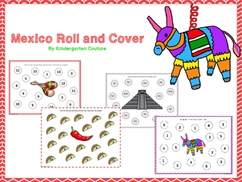 Mexico Roll And Cover
