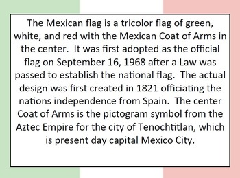 Mexico Scavenger Hunt Task Cards Game!  Great Review, CCSS or End-of-Year!