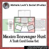 Mexico Scavenger Hunt Task Cards Game! Review, Cinco de Ma