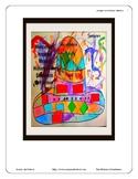 Mexico Sombrero History Art Lesson Montessori Grade Pre-K to 5th Common Core