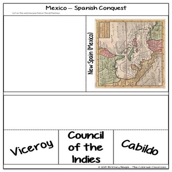 Mexico - Spanish Conquest