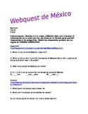 Mexico Webquest