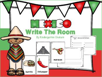 Mexico Write The Room