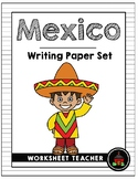 Mexico Writing Paper Set