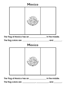 Mexico booklet English and Spanish