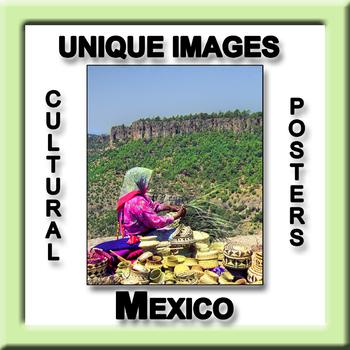 Mexico in Photos Poster - Vertical