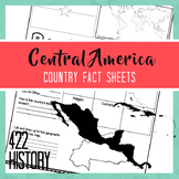Mexico the Caribbean Central America Country Fact Sheets