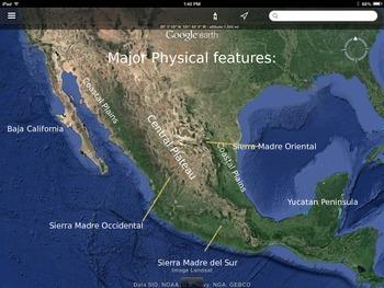 Mexico/Central America/The Caribbean
