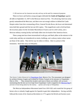 Mexico's Bicentennial Celebration