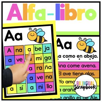 Mi Alfa-Libro a Color (Fluency Reader in Spanish)