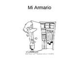 Mi Armario- Clothes and Color Reader (PPT Version)