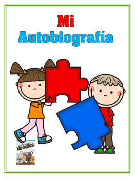 Mi Autobiograf 237 A By Educative Teaching Ideas Teachers