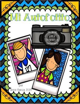 Mi Autofotito- un Arte para Regreso a la Escuela