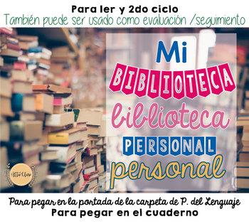 Mi Biblioteca Personal