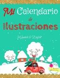 Mi Calendario de ilustraciones / My illustration calendar