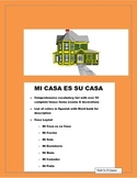 Spanish House- Mi Casa es su Casa-Dream House Project- Back to School