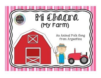 Mi Chacra (My Farm) FREEBIE