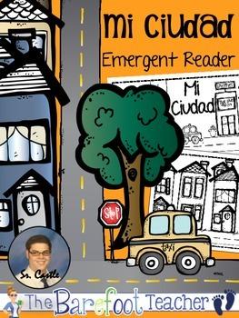 Mi Ciudad - Easy Spanish Reader