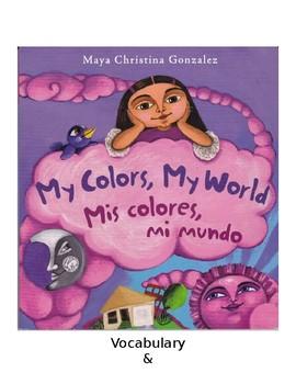 Mi Colors, Mi World Mi Colores, Mi Mundo Guided Questions and Task