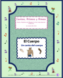 """My Body – Spanish Rap-like Musical Chant with exercises and MP3 from """"Cantos"""""""