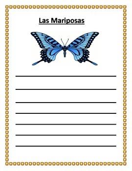 Mi Diario Sobre Los Insectos