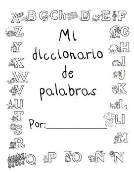 Mi Diccionario- Español